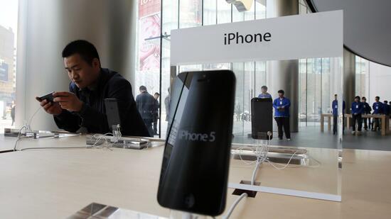 apple n chstes iphone modell bald auf dem markt. Black Bedroom Furniture Sets. Home Design Ideas