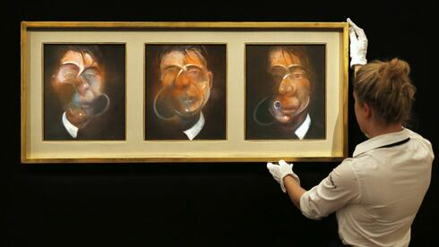 """Three Studies for a Self-Portrait"" (1980) von Francis Bacon. Quelle: Reuters"