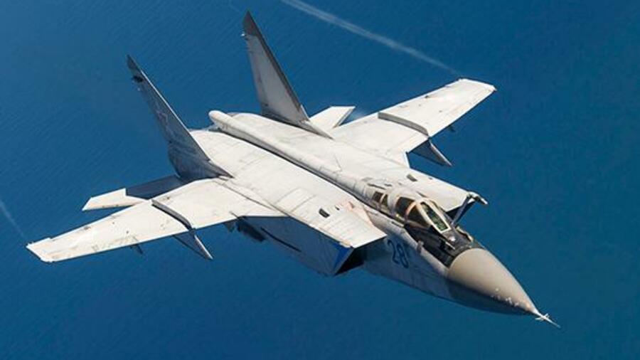 Ein Flugzeug dieses Typs ist über der Nijni-Nowgorod-Region abgestürzt. Quelle: russisches Verteidigungsministerium