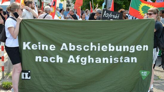 Schulz fordert Aussetzung von Abschiebungen nach Afghanistan