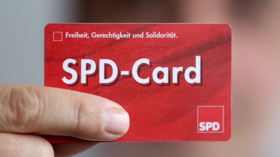 Als nächstes haben die SPD-Mitglieder das Wort