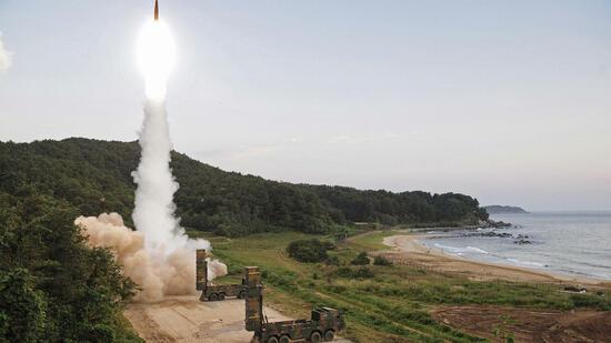 Nordkorea-Konflikt: Südkorea bereitet sich auf weiteren Raketentest vor