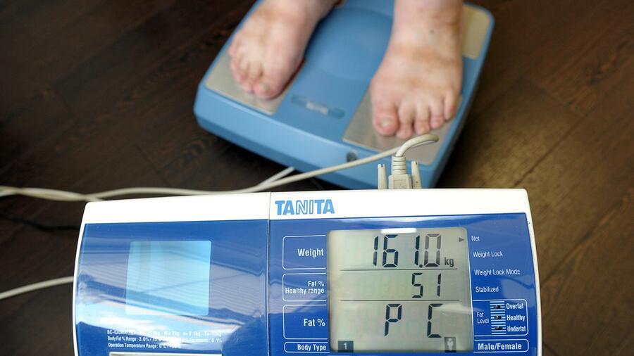 ab wie viel kilo ist man übergewichtig