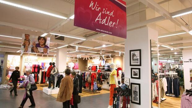 Adler Modemärkte erhält Zustimmung für Sanierungskonzept