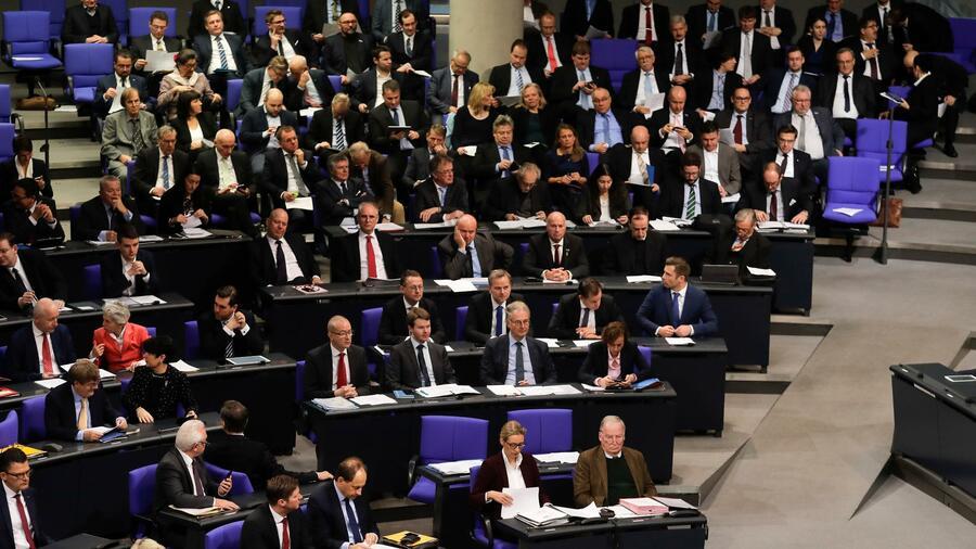 AfD beansprucht Vorsitz im Haushaltsausschuss