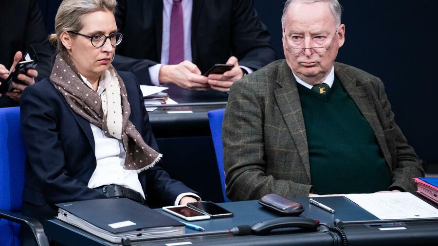"""Durfte der Verfassungsschutz die AfD öffentlich zum """"Prüffall"""" erklären?"""
