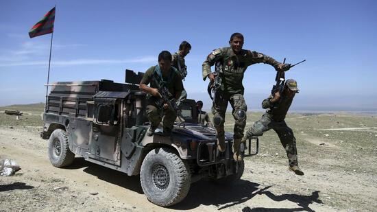 US-Streitkräfte bestätigen : Anführer der Terrormiliz IS in Afghanistan getötet