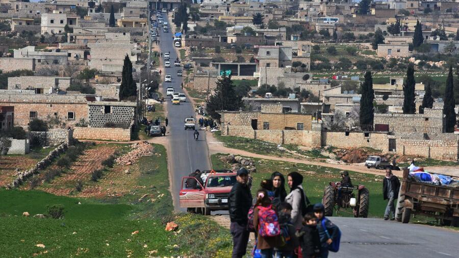Syrien: Granaten treffen Krankenhaus in Afrin - Mindestens 16 Tote