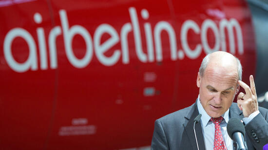 AUA bringt Wetlease-Vertrag mit Air Berlin unter Dach und Fach