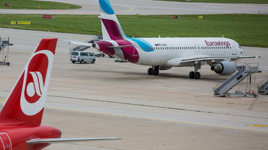 Air Berlin und Eurowings