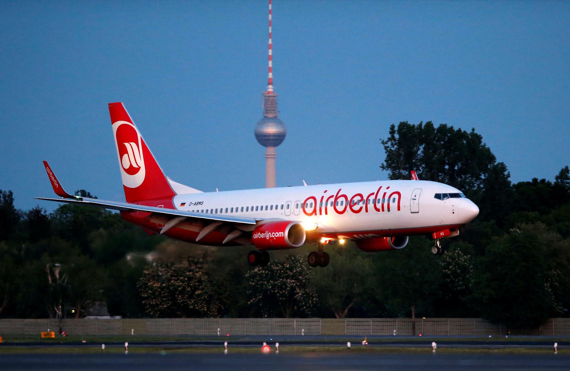 Air Berlin Trübe Aussicht Für Geschädigte Passagiere
