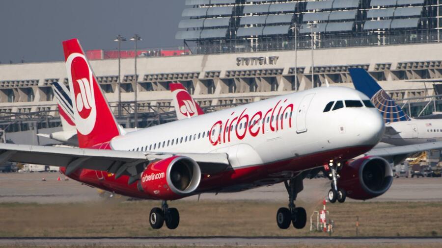 Air Berlin erwägt Klage gegen Anlegerschützer