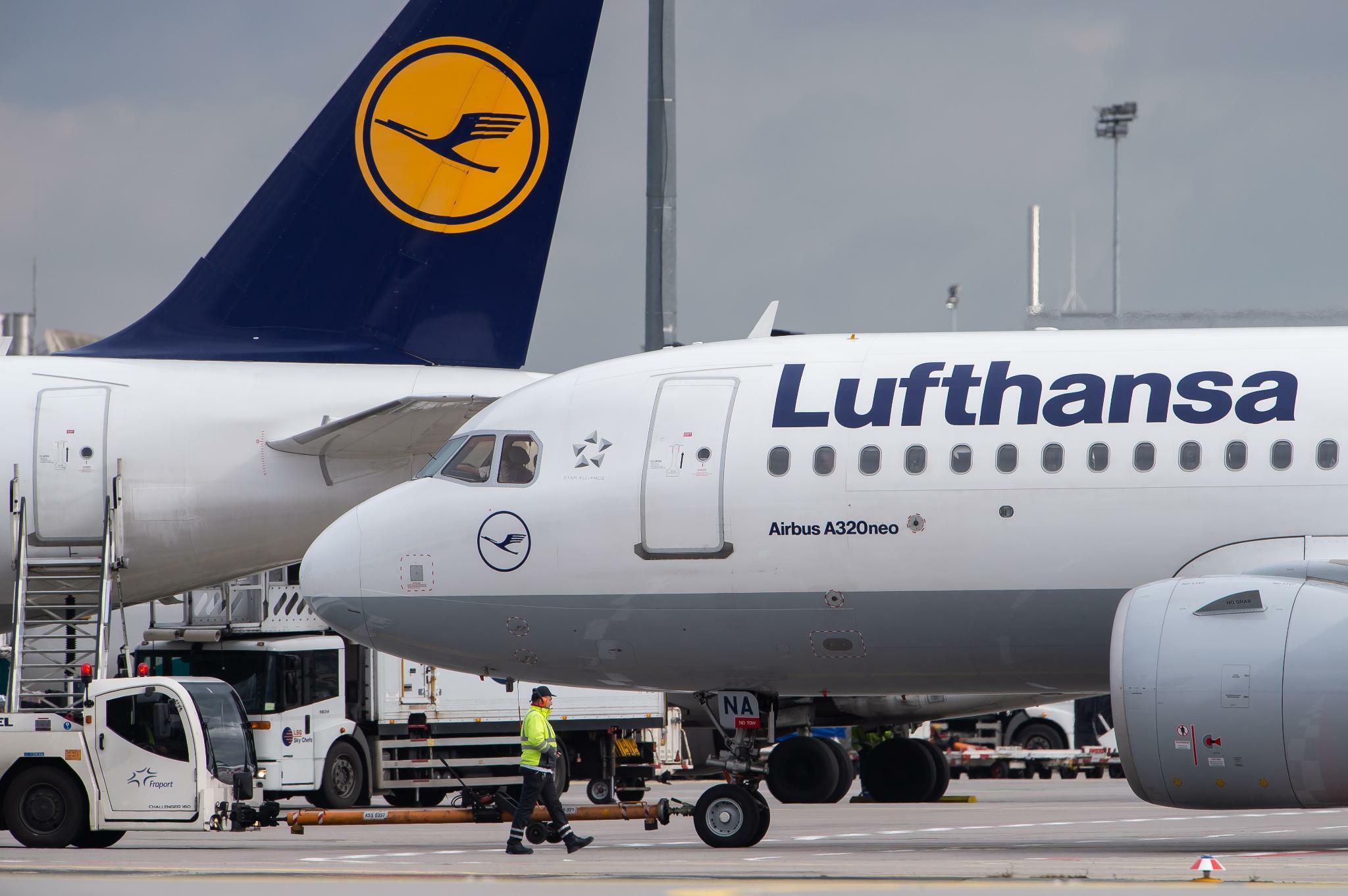 Lufthansa lässt im A320 Neo die letzte Reihe frei