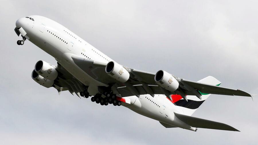 Emirates rettet A380 vor dem Absturz