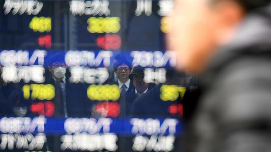 Asien Börsen