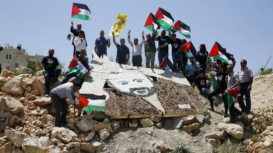 Hunderte Palästinenser in israelischer Haft beenden Hungerstreik