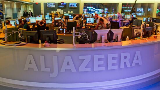 Al-Jazeera meldet schweren Hackerangriff