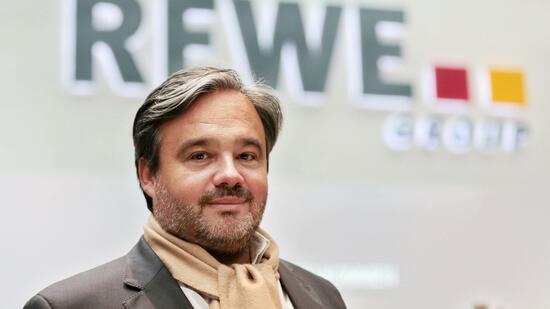 Rewe-Chef verabschiedet sich mit Rekordzahlen