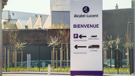 Alcatel-Lucent in Calais