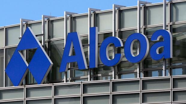 Aluminiumkonzern : Alcoa weitet Verluste aus