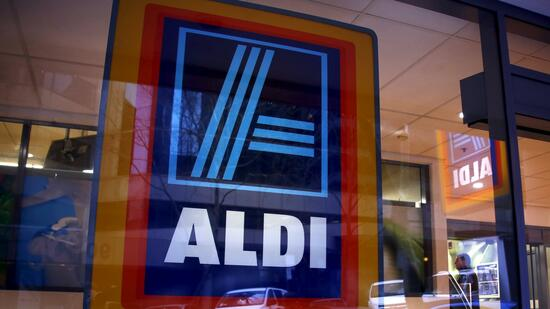 Aldi-Filiale in Sydney