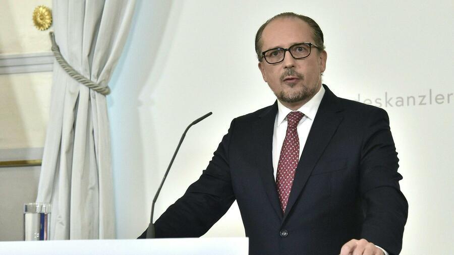 Nach Kurz-Rücktritt: Österreichs Kanzler Schallenberg will bis 2024 im Amt bleiben