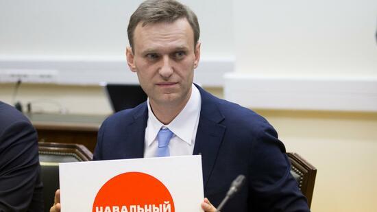 Alexej Nawalny für Präsidentschaftswahl nominiert