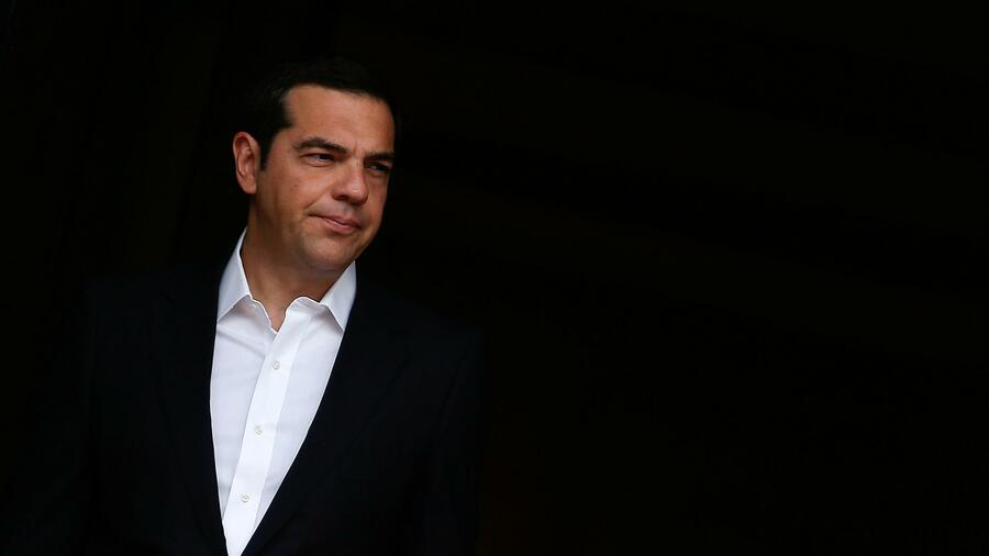 Der griechische Premier brachte vergangene Woche das letzte Reformpaket durch das Parlament. Quelle Reuters
