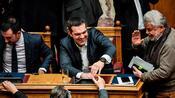 Misstrauensvotum: Griechisches Parlament spricht Premier Tsipras das Vertrauen aus