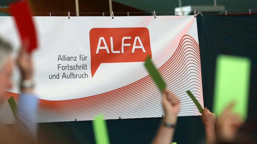 Partei Alfa