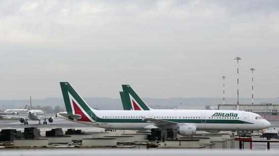 Fall Alitalia: Diese Airlines haben Staats-Probleme