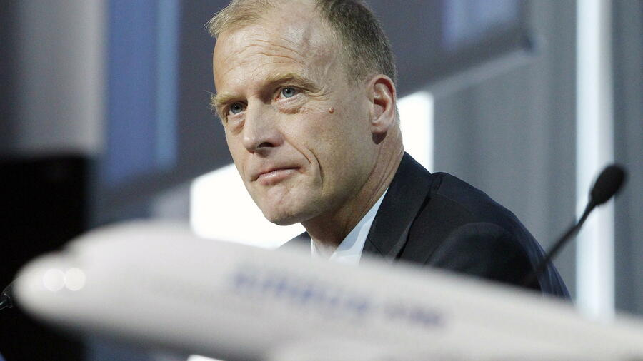 Airbus-Chef Tom Enders wird bald EADS-Chef. Quelle: dpa