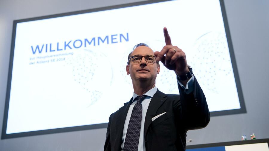 Allianz convince gli azionisti con la protezione del clima e il rendimento da dividendi Fonte: dpa