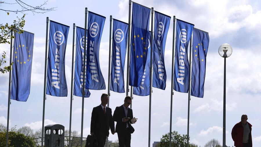 Allianz Chef Oliver Bate Warum Er Den Investoren Mehr Bieten Muss