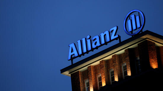Allianz-Gebäude in Berlin