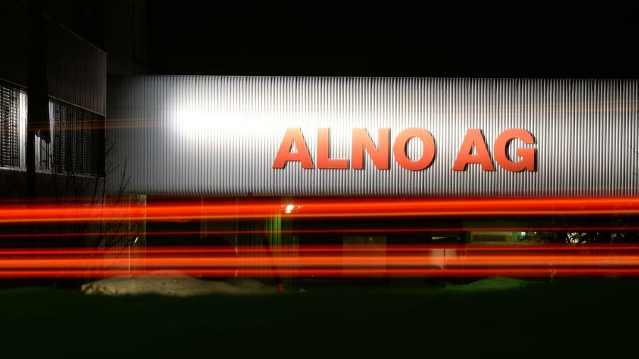 Alno Kuchenhersteller Alno Wirft Den Herd Wieder An