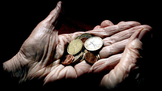 Deutschland bei Rente weiter nur im Mittelfeld