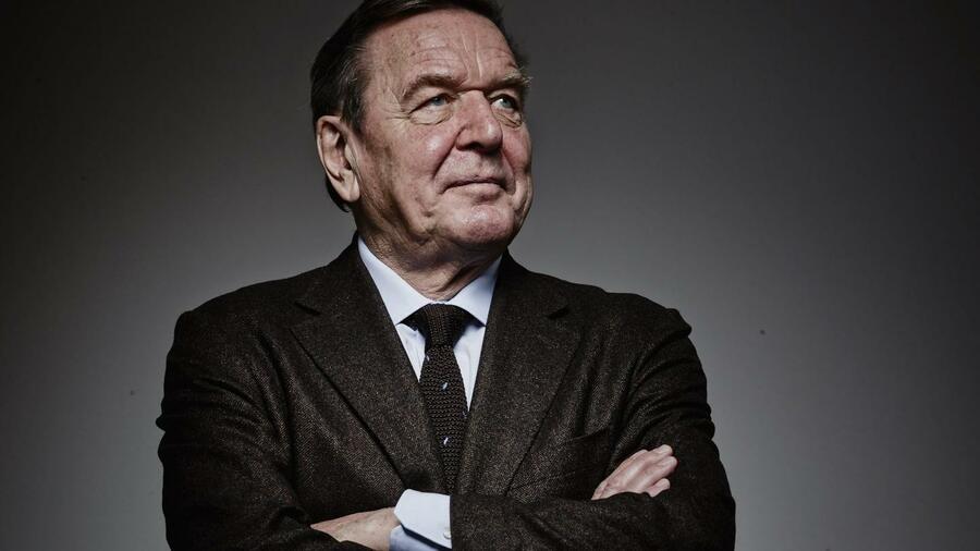 bourgeoise attitde aber kein klassisch brgerlicher kern quelle stefan kroeger altkanzler gerhard schrder - Gerhard Schrder Lebenslauf