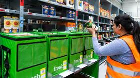 Lebensmittel-Lieferdienst: Amazon Fresh startet in Hamburg