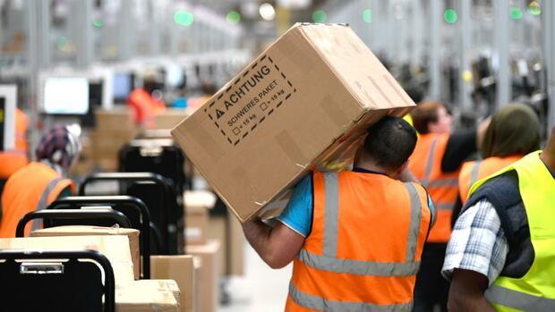 Online-Händler: Amazon schafft 350 neue Logistik-Jobs in Deutschland