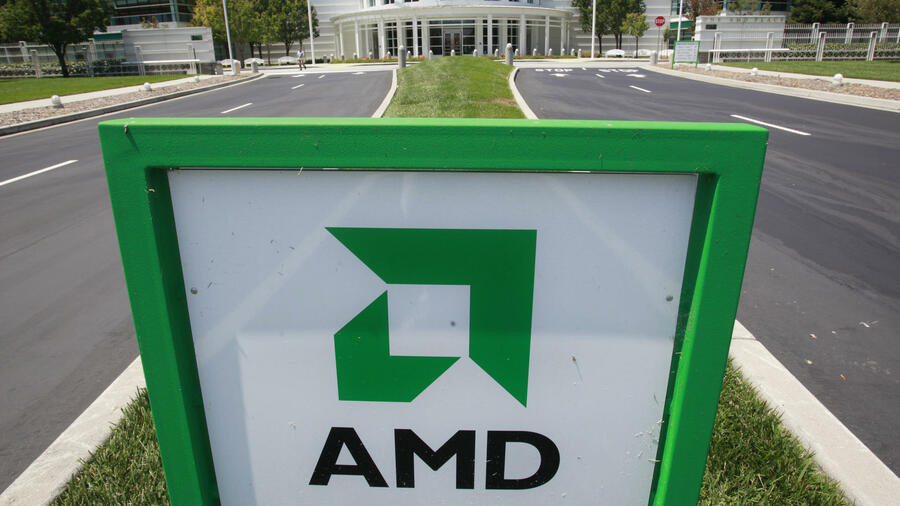 Die Zentrale von Advanced Micro Devices Inc. (AMD) in Sunnyvale (USA). Quelle: AP