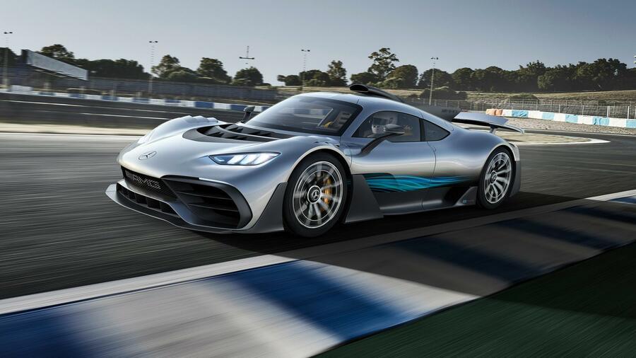 Mclaren Amg Und Aston Martin Formel 1 Technik Aus Affalterbach