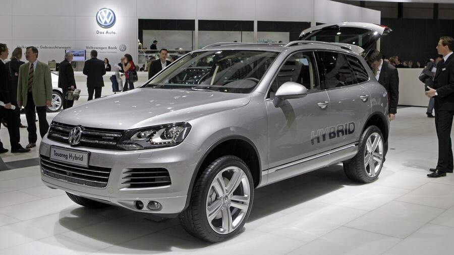 VW fällt auf wichtigem US-Markt weiter zurück