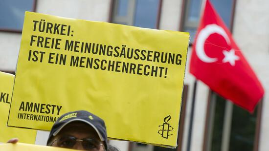 U-Haft für Amnesty-Chef in der Türkei