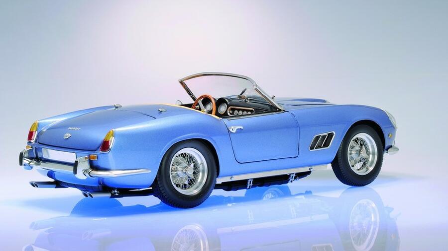 Die Oscars Der Modellauto Branche Die Schönsten Modellautos Des