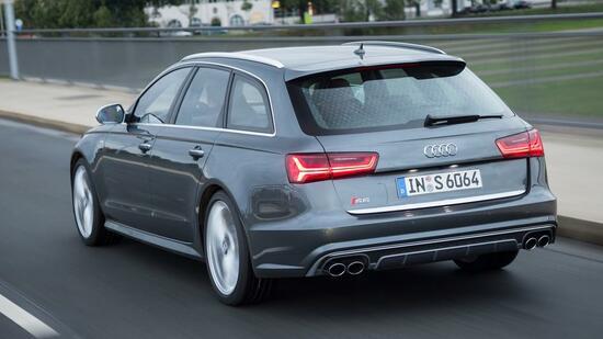 Neuer TFSI Einstiegsmotor So Hat Audi Die A6 Familie Modernisiert