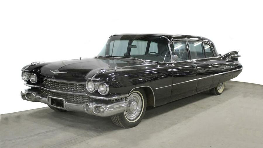 Cadillac Fleetwood Series 75 (1959) Quelle: PR