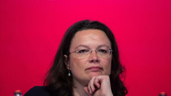 Deutschland: Nahles: Rückkehrrecht auf Vollzeit gescheitert