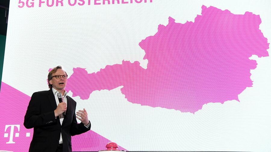Telekom startet in Österreich mit 5G