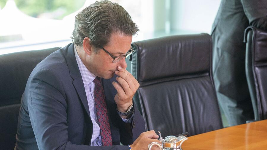Opposition droht Verkehrsminister Scheuer mit Untersuchungsausschuss